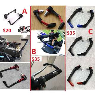 Last few piece clearance CNC Lever Guard / Hand Protector Guard / Hand Guard Universal ADJUSTABLE