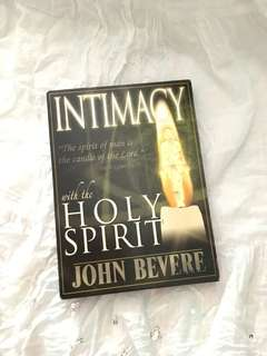 Charity Sale! Intimacy with the Holy Spirit DVD set by John Bevere #freedelivery3