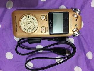 Tescam DR-05 recorder 錄音機