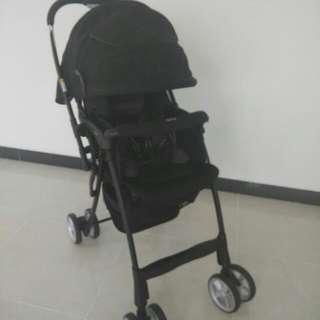 Stroller Aprica AirRia 92901 Black