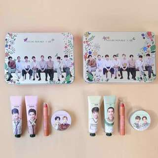 Exo-Nature Republic Collaboration Set Ready Stock
