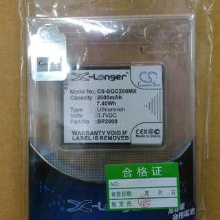 Cameron Sino GS-SGC200MX / SAMSUNG BP2000
