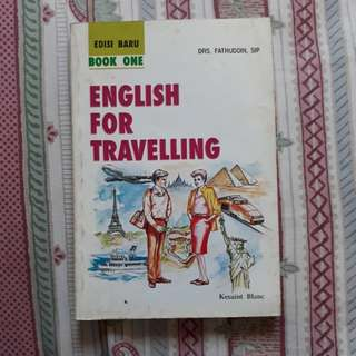 English for traveling  #UBL2018