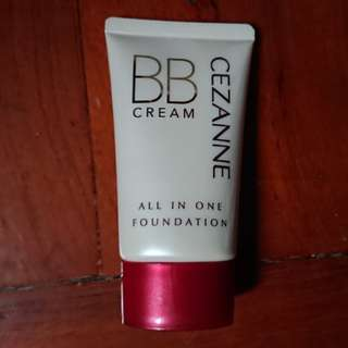 Canmake BB Cream All in One Foundation