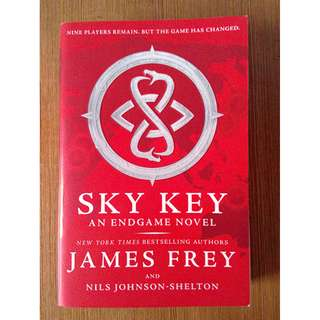 Sky Key (Brand New, Unsealed, Paperback, Never Been Read)