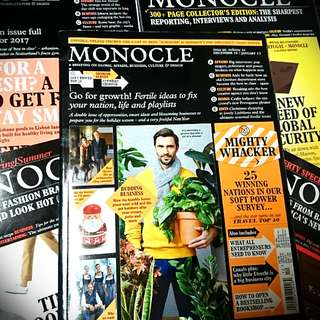 MONOCLE 2017 Magazine