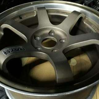"Rays Volk Racing 17"""