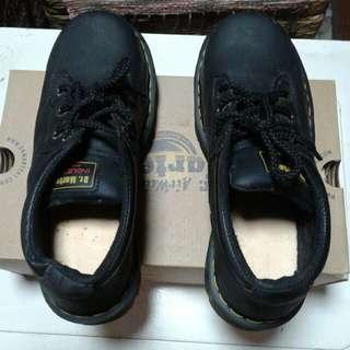 Orig Dr. Martens industrial shoes