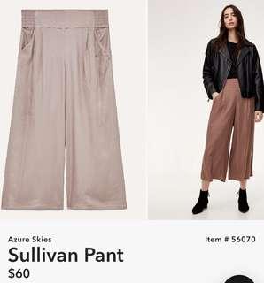 Aritzia Sullivan Pant