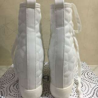 Shubizz Wedge Boots