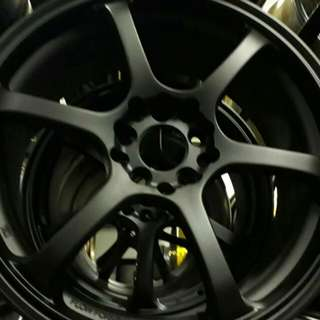 Advand Racing 17""