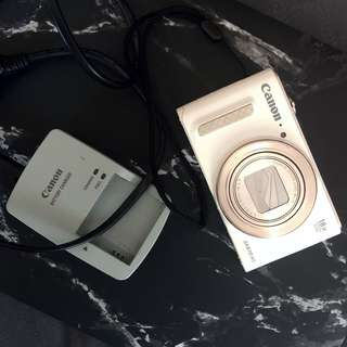 Canon SX610 HS Digital Camera