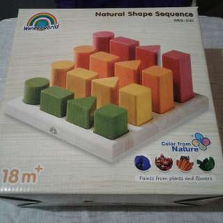 Shapes toys