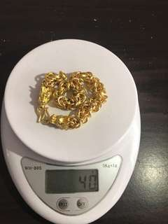 Korean gold