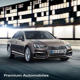 Audi A4 Sedan 2.0 TFSI S tronic
