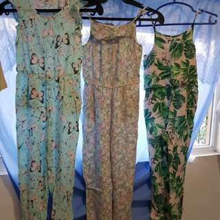 Jumpsuits for summer
