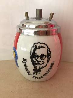 Vintage Coin Bank from KFC