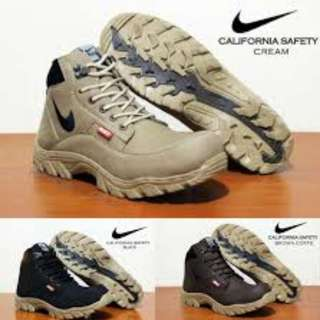 SEPATU BOOTS CALIFORNIA SAFETY