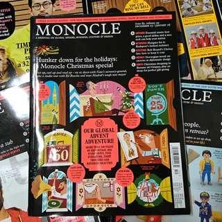 MONOCLE 2016 Magazine