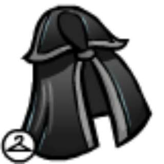 Neopets Fancy theatrical cape