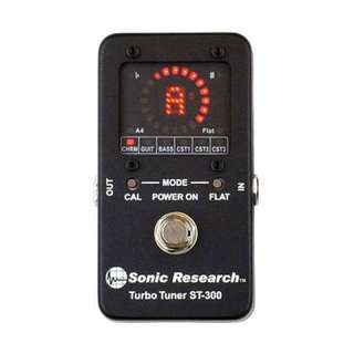 Turbo Tuner ST-300 sonic research
