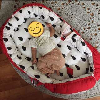 Price reduced: Babynest for baby sleeping