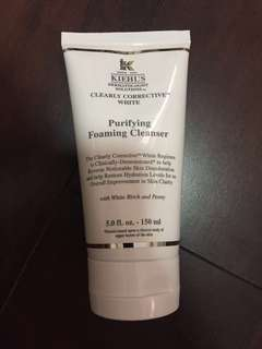 Kiehl's Purifying Foaming Cleanser 150ml