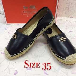 Sale!!! Authentic Coach Shoes