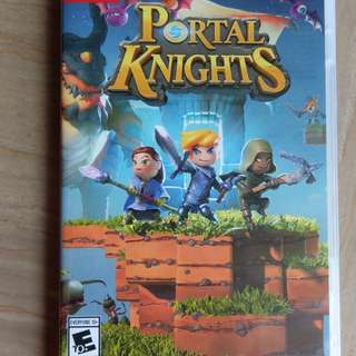 Portal Knights Nintendo Switch (Brand New)