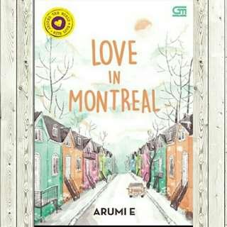 ebook ~ Love in Montreal