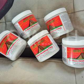 AUTHENTIC AZTEC SECRET INDIAN HEALING CLAY MASK