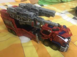 Transformers Galaxy Force Optimus Prime