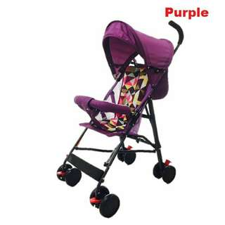 Ready Stock Lightweight Baby Stroller