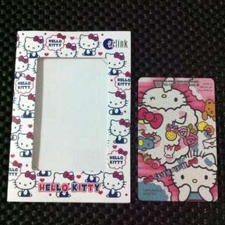 Sanrio Hello Kitty Ezlink/Mrt Card