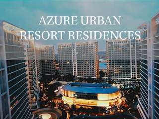 AZURE URBAN RESORT RESIDENCES BEACH VIEW STAYCATION