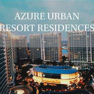 Azure Urban Resort Residences City View Staycation