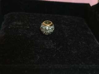 Gold and Diamonds Pendant