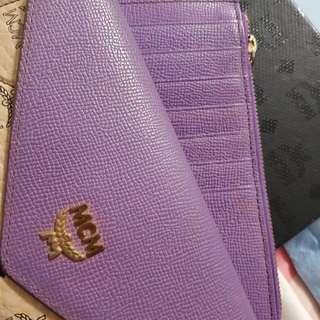 Authentic Mcm long women wallet.