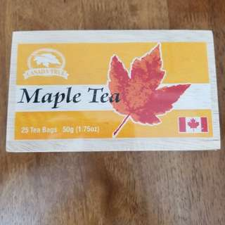 加拿大Maple tea