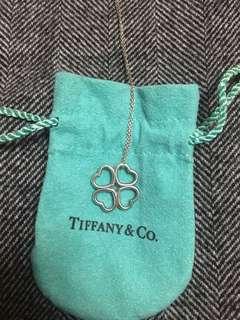 Tiffany Necklace 四葉草頸鏈