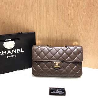 Chanel bag Real include card 98%new