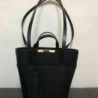 Zara Tote Bag (Medium) for sale!!