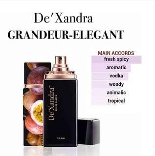 De'Xandra Perfume Men series
