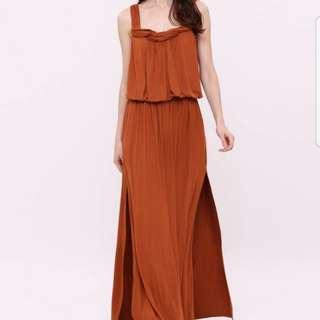 Maxi chill dress
