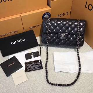 Chanel CF Real small size include card