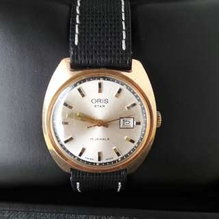 Oris Big Size Wrist Watch