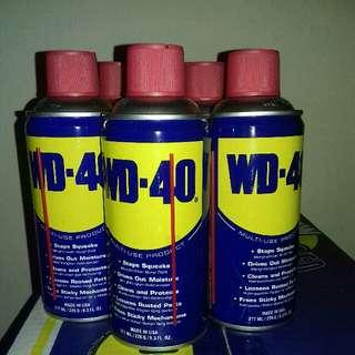 WD40 Antirust