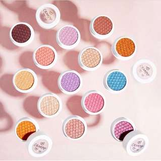 [PO🌈 NEW LAUNCH] COLOURPOP NEW SPRING SUPER SHOCK EYESHADOW PREORDER PO SPREE