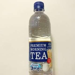 🚚 透明奶茶