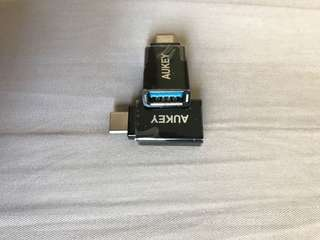 USB C to USB 3.0 Adapter